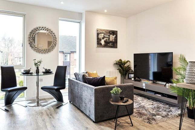 Living Area of Kings Road, King's Road, Reading RG1