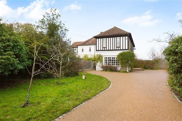 Thumbnail Semi-detached house for sale in Joy Lane, Seasalter, Whitstable