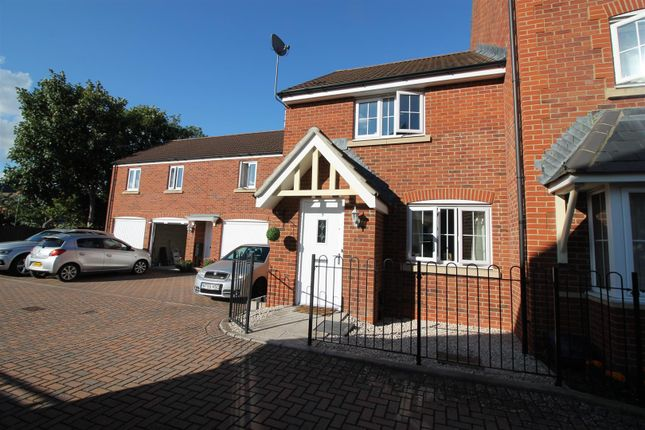 2 bed end terrace house to rent in Diamond Jubilee Close, Gloucester GL1