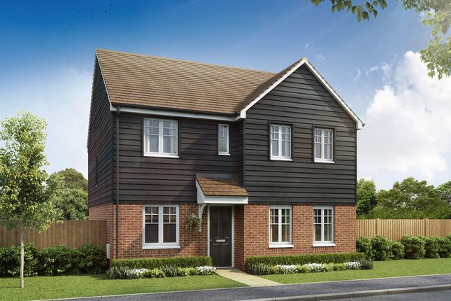 "4 bedroom detached house for sale in ""The Mayfair"" at Minchens Lane, Bramley, Tadley"
