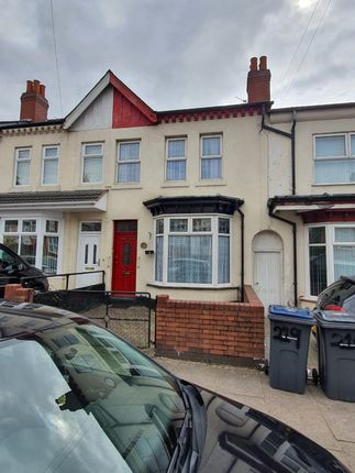 Thumbnail Terraced house for sale in Kenelm Road, Small Heath Birmingham