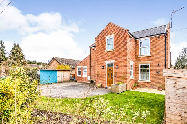 Thumbnail Detached house for sale in Old Yarmouth Road, Ellingham, Bungay