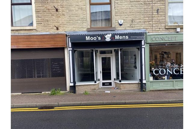 Thumbnail Retail premises to let in 24 Kay Street, Rossendale