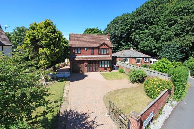 Thumbnail Detached house for sale in Heath Hill, Dawley, Telford