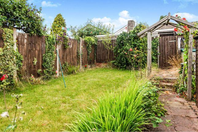 Rear Garden of Fairfield Road, Halesowen B63