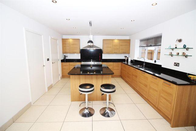 Open Plan Living Family Dining Kitchen