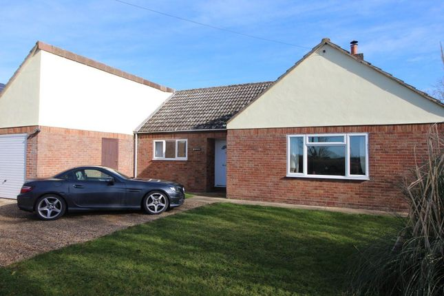 Thumbnail Bungalow to rent in Colmworth Road, Little Staughton, Bedford