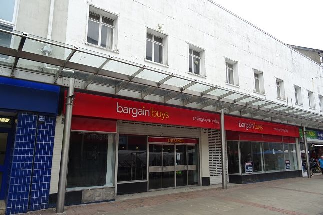 Thumbnail Retail premises to let in Vaughan Street, Llanelli