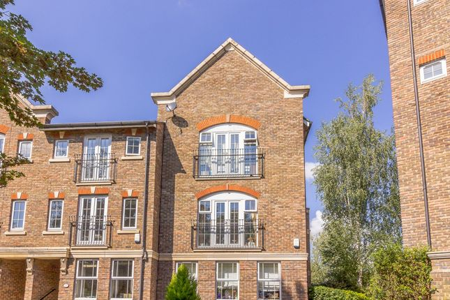 Thumbnail Town house for sale in Mortley Close, Tonbridge, Kent