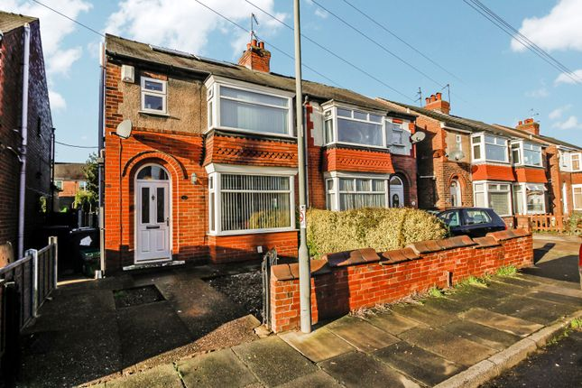 3 bed semi-detached house for sale in Melbourne Road, Balby, Doncaster DN4