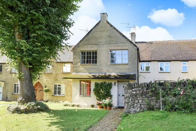 Thumbnail Terraced house to rent in Church Westcote, Church Westcote