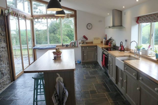 Thumbnail Detached house to rent in Abernant, Carmarthen