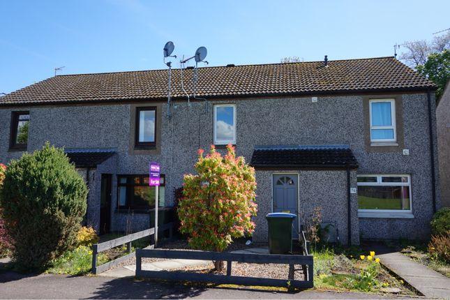 Thumbnail Terraced house for sale in Mcbain Place, Kinross