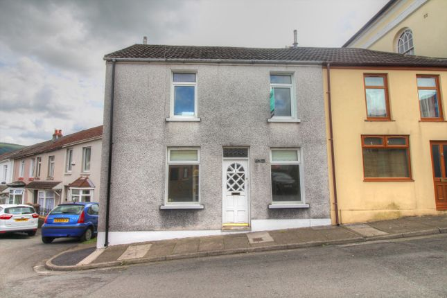 Thumbnail Semi-detached house for sale in Railway Street, Aberdare