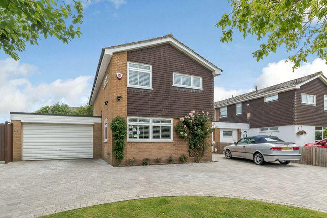 Thumbnail Detached house for sale in Broadheath Drive, Chislehurst