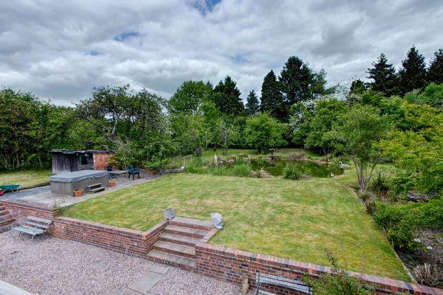 Garden of Priory Road, Dodford, Bromsgrove B61