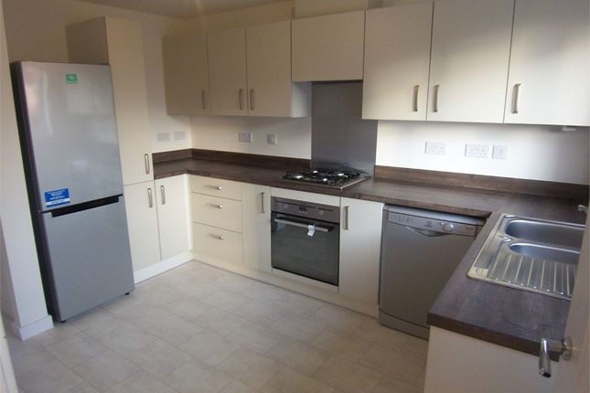 Thumbnail Town house to rent in Heather Way, Shirebrook, Mansfield, Derbyshire