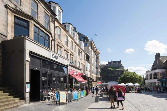 Thumbnail Leisure/hospitality to let in Castle Street, New Town, Edinburgh