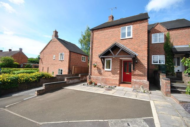 Thumbnail Semi-detached house to rent in Lanceley Court, Malpas, Cheshire