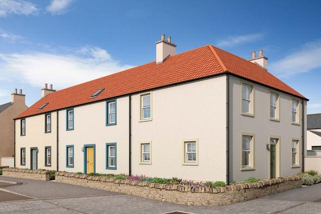 Thumbnail End terrace house for sale in Longniddry Farm, Longniddry
