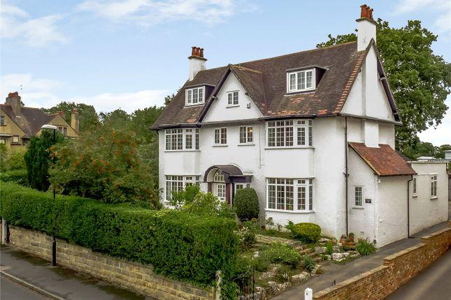 Thumbnail Detached house for sale in Cavendish Avenue, Harrogate, North Yorkshire