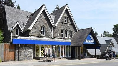Thumbnail Commercial property for sale in Llys Caradoc, Holyhead Road, Betws-Y-Coed