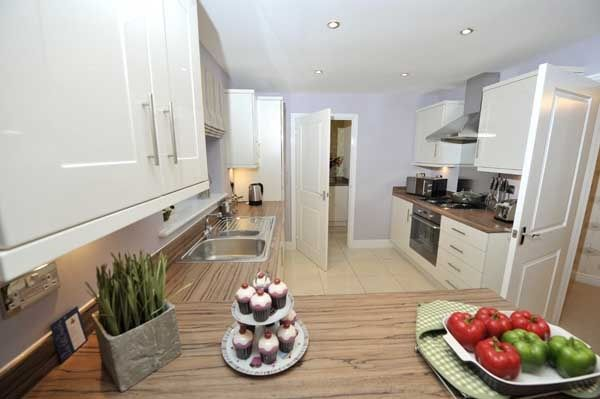 """Thumbnail Detached house for sale in """"The Chedworth """" at Knotts Mount, Colne"""