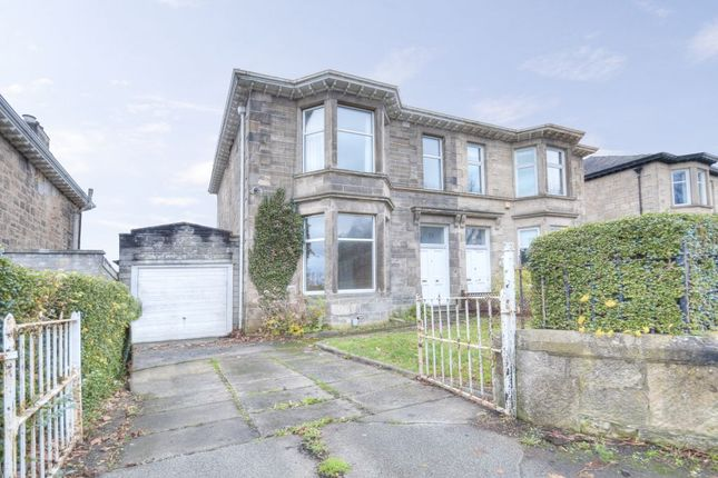 Thumbnail Semi-detached house for sale in 15 Clincarthill Road, Rutherglen
