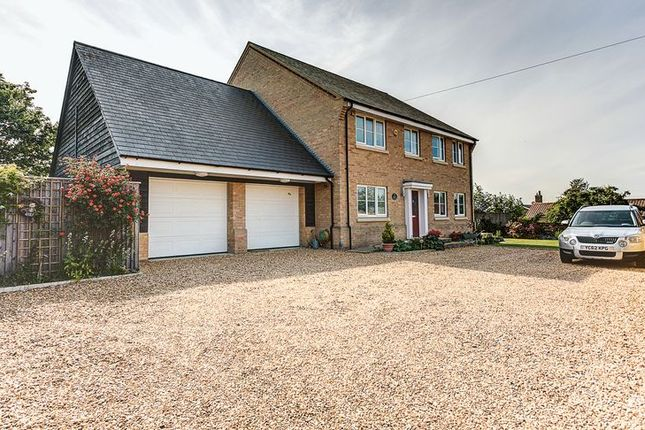 Thumbnail Detached house for sale in High Street, Haddenham, Ely