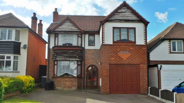 Thumbnail Detached house for sale in Westwood Road, Sutton Coldfield, West Midlands