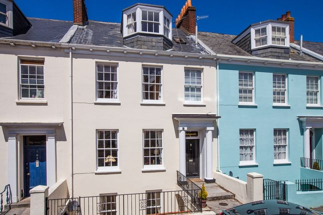 4 bed terraced house to rent in Mount Durand, St. Peter Port, Guernsey