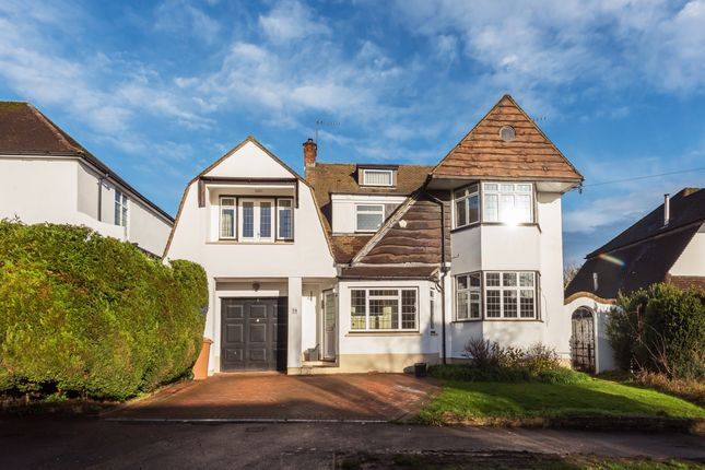 Thumbnail Detached house to rent in Shepherds Way, Rickmansworth