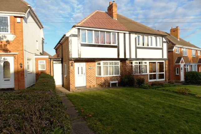Thumbnail Semi-detached house to rent in Westhill Road, Kings Norton, Birmingham