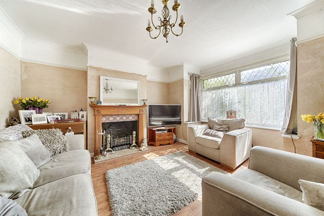 Thumbnail Terraced house for sale in Lodge Avenue, Croydon