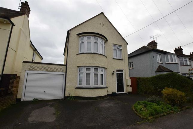 Thumbnail Detached house for sale in Scratton Road, Stanford-Le-Hope, Essex