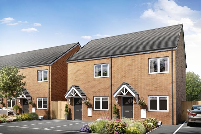 2 bedroom semi-detached house for sale in Newcomen Way, Telford