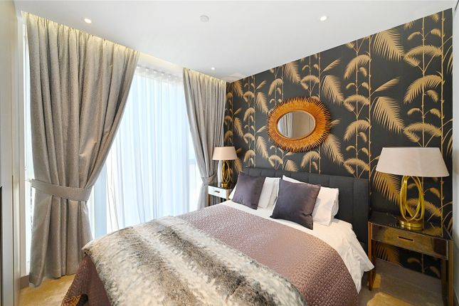 Bedroom of Admiralty House, 150 Vaughan Way, London E1W