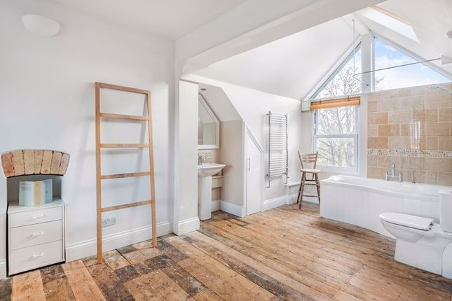 Thumbnail Duplex for sale in South Parade, Oxford