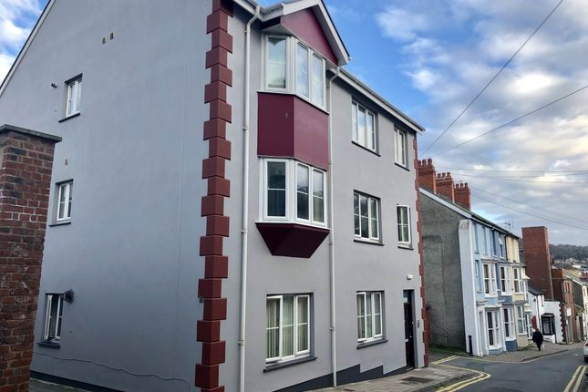 Thumbnail Flat for sale in 37 Queen Street, Aberystwyth, Ceredigion