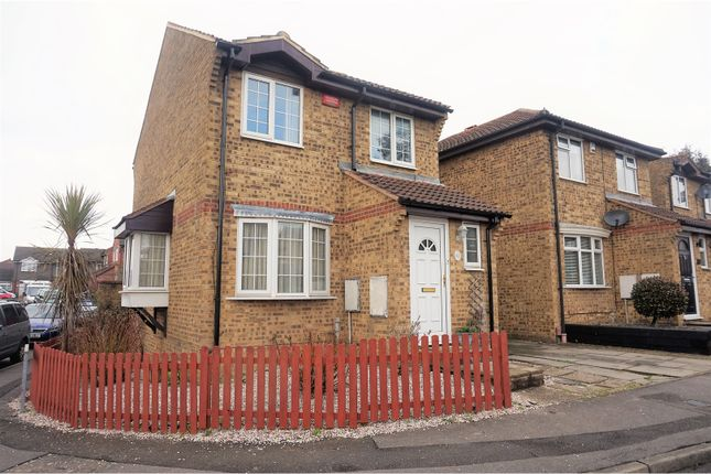 Thumbnail Link-detached house for sale in Drake Road, Ashford