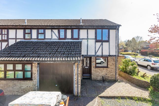 Thumbnail End terrace house for sale in Old Orchard Lane, Leybourne