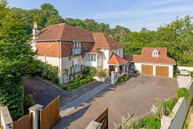 Thumbnail Detached house for sale in Englishcombe Lodge, Bath, Somerset BA2.