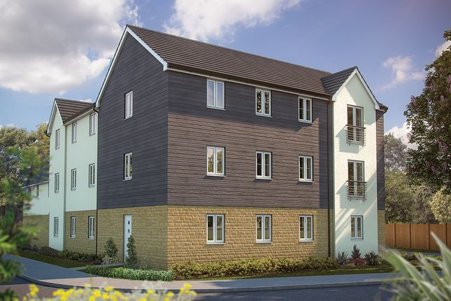 "2 bedroom flat for sale in ""The Taw"" at Chivenor, Barnstaple"