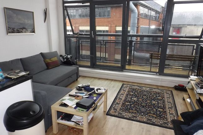 Thumbnail Flat for sale in Thurland Street, Nottingham