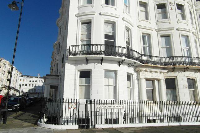 Thumbnail Flat to rent in 1Clarendon Terrace, Brighton