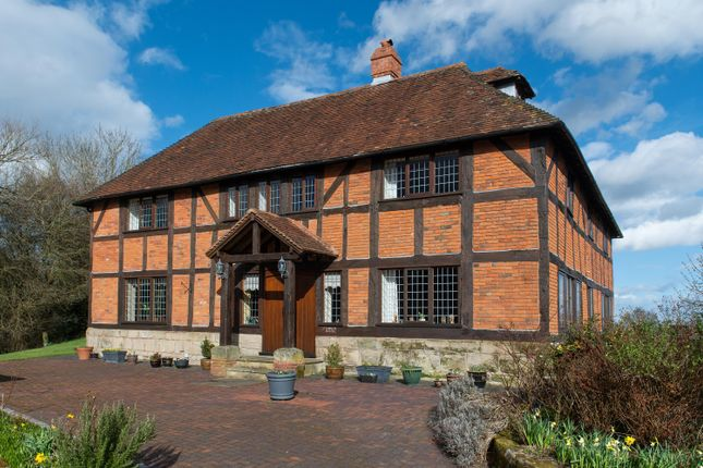 Thumbnail Detached house for sale in Kites Nest Lane, Beausale, Warwick