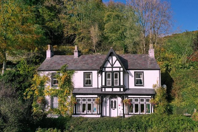 Thumbnail Detached house for sale in Tintern, Chepstow, Monmouthshire.