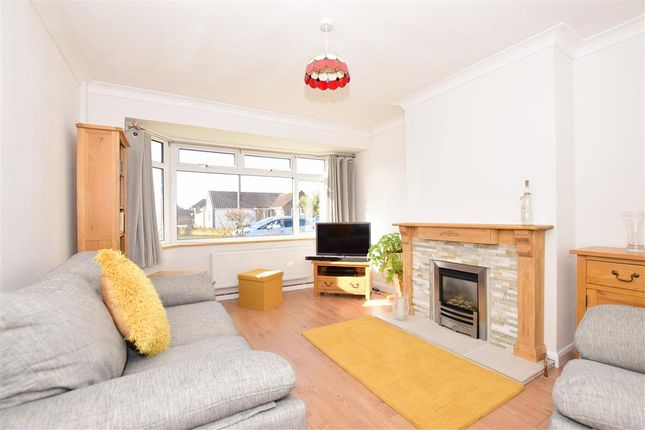 Thumbnail Bungalow for sale in Hurley Road, Worthing, West Sussex