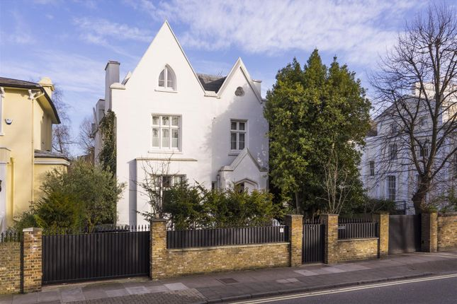 Detached house for sale in Abbey Road, London, St John's Wood