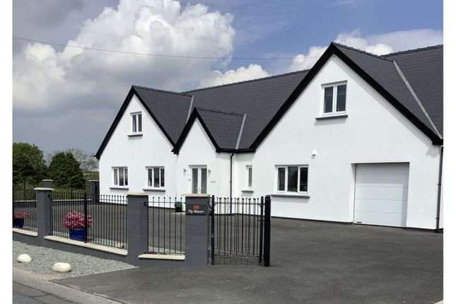Thumbnail Detached house for sale in Blaenwaun, Whitland